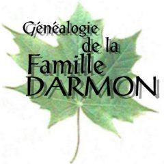 Généalogie DARMON